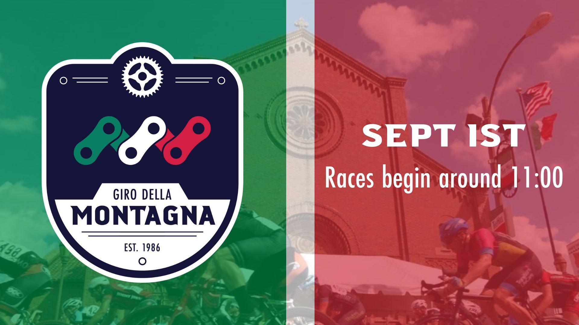 Giro Bike Races Sept 1, 2019