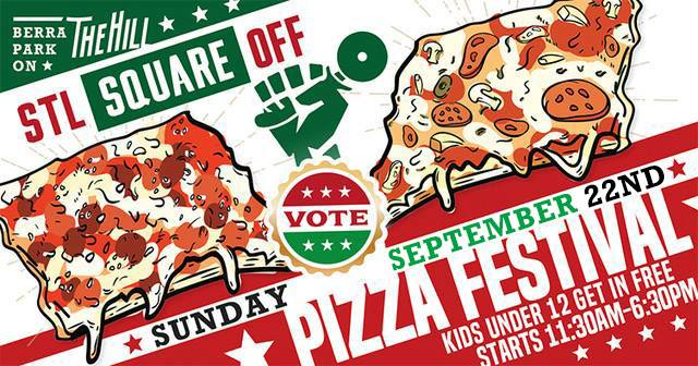 Pizza Square Off Sept. 22, 2019