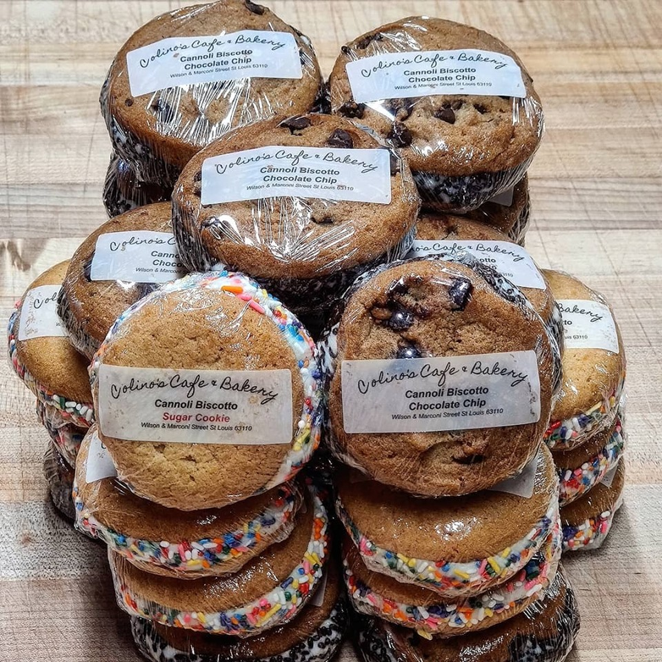 """Colino's Bakery on the Hill has a new product your going to love """"The Rio"""""""